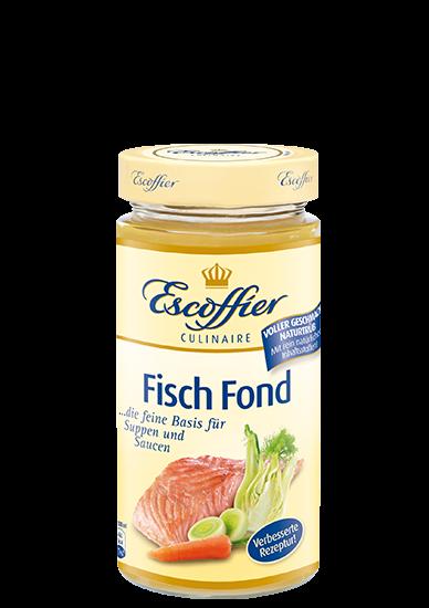 Fisch-Fond ohne Hummer