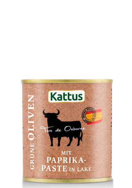 Toro Oliven mit Paprikapaste