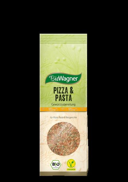 Bio Pizza & Pasta Gewürzzubereitung