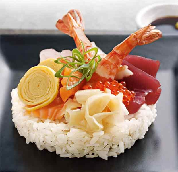 Bara-Sushi