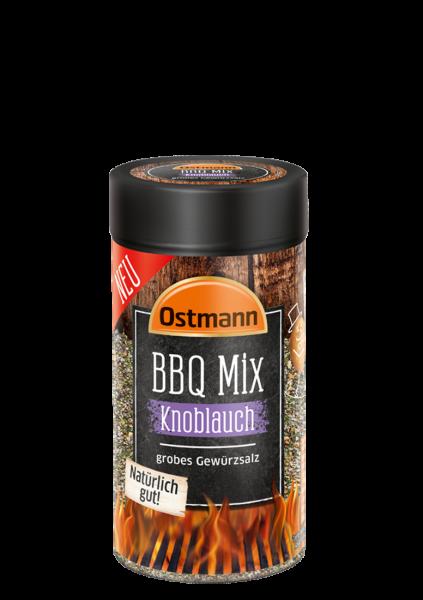 BBQ Mix Knoblauch Gewürzsalz