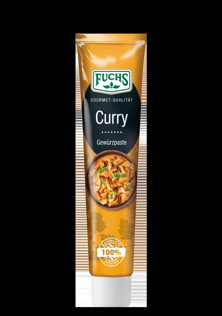Curry Gewürzpaste