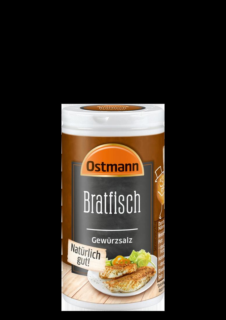 Bratfisch Gewürzsalz
