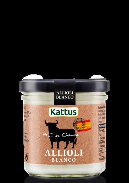 Toro Allioli blanco