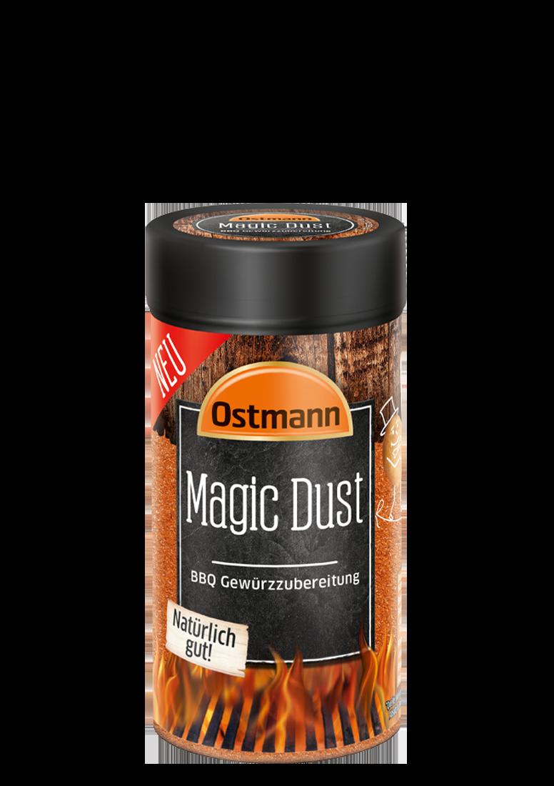 Magic Dust BBQ Gewürzzubereitung