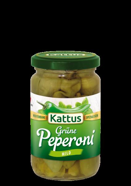 Peperoni grün, mild in Lake