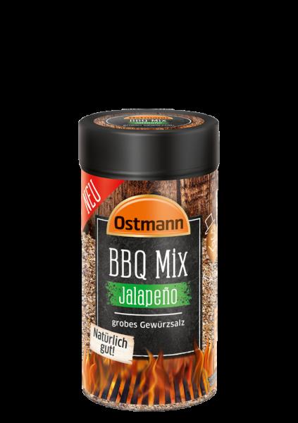 BBQ Mix Jalapeno Gewürzsalz