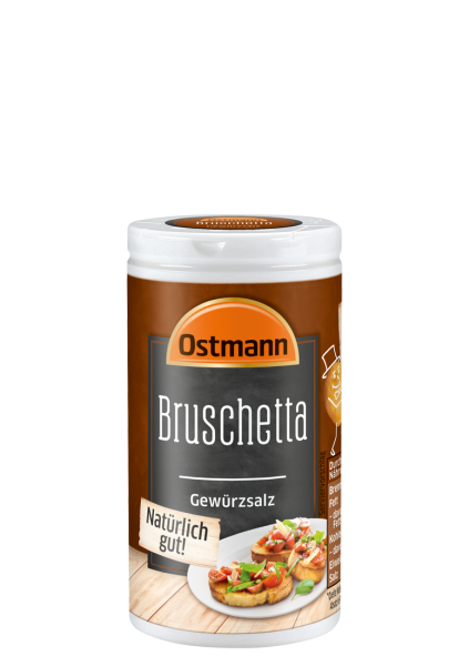 Bruschetta Gewürzsalz
