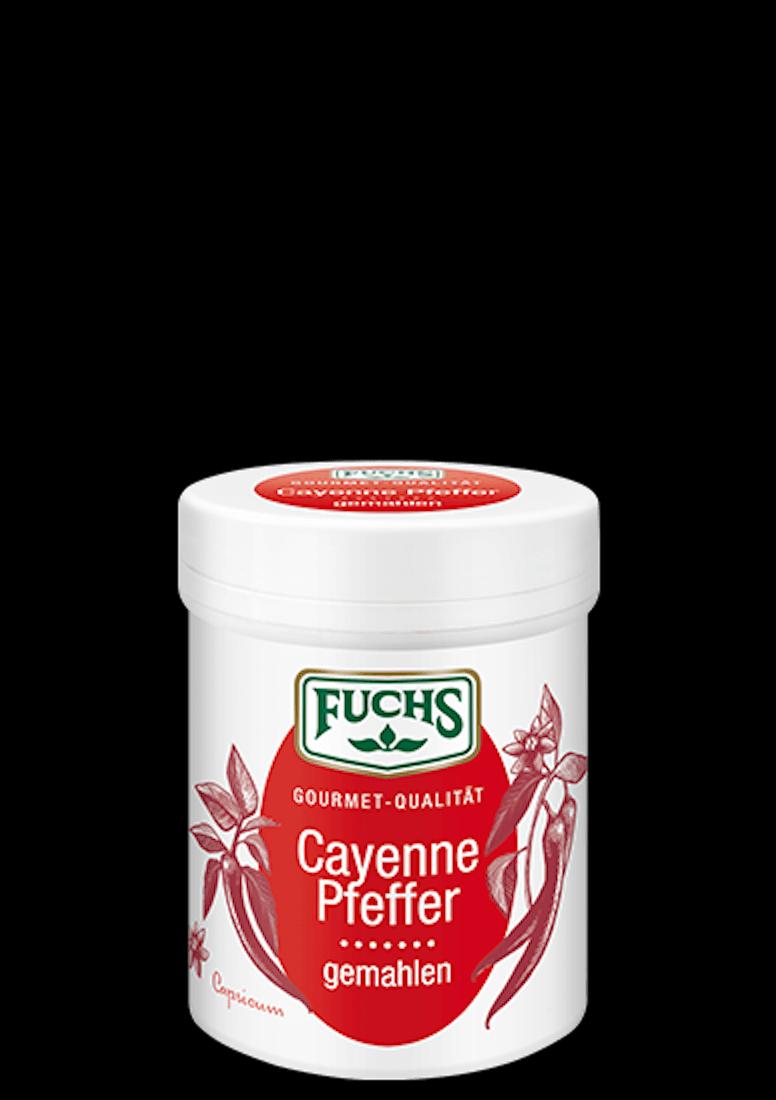 Cayenne Pfeffer gemahlen